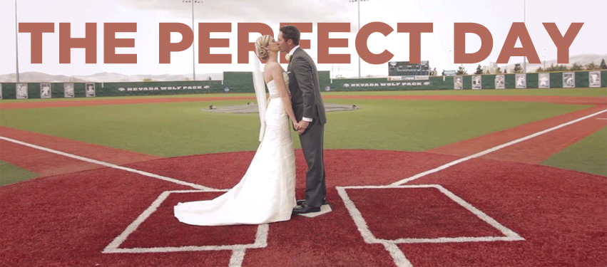 dax-victorino-films-university-of-nevada-reno-surprise-baseball-wedding-film
